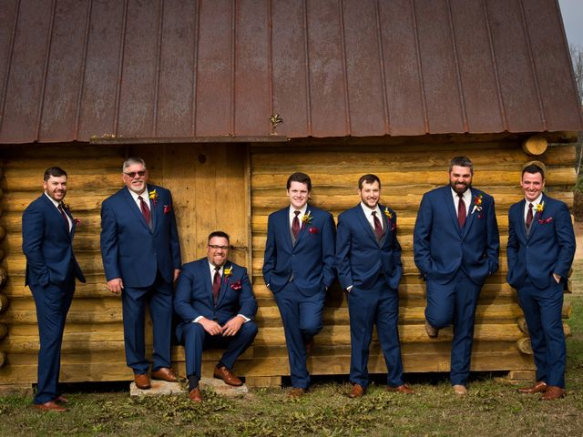 Craig and Madison's Wedding in Simpsonville, South Carolina 33