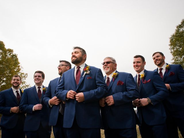 Craig and Madison's Wedding in Simpsonville, South Carolina 34