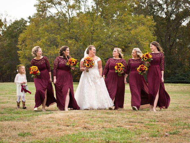 Craig and Madison's Wedding in Simpsonville, South Carolina 35