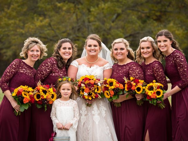 Craig and Madison's Wedding in Simpsonville, South Carolina 36