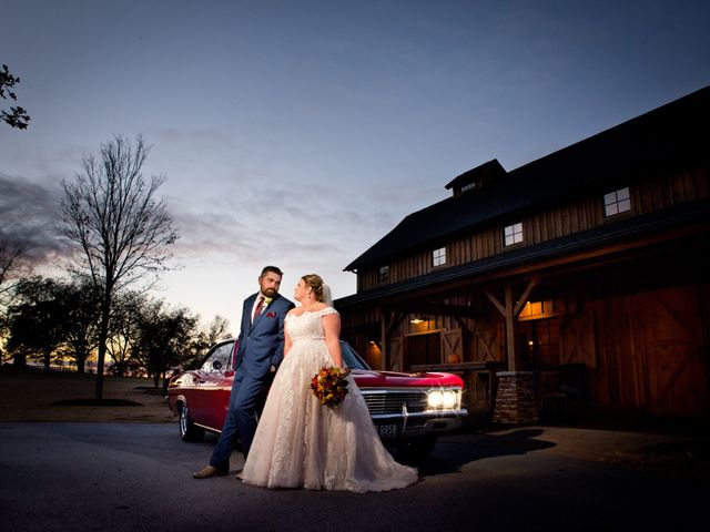 Craig and Madison's Wedding in Simpsonville, South Carolina 1