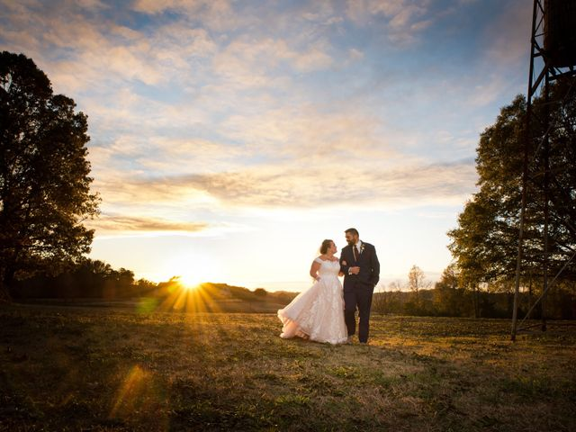 Craig and Madison's Wedding in Simpsonville, South Carolina 40