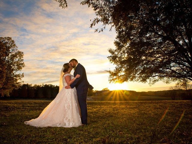 Craig and Madison's Wedding in Simpsonville, South Carolina 2