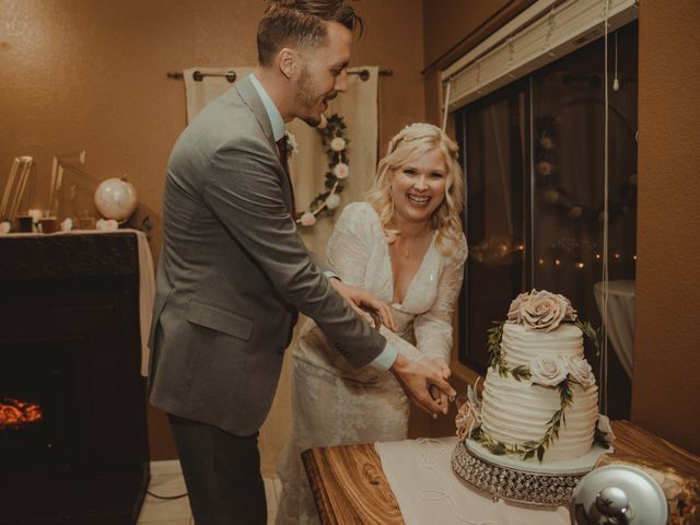 Kevin and Chelsea's Wedding in Scottsdale, Arizona 11