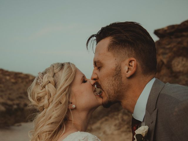 Kevin and Chelsea's Wedding in Scottsdale, Arizona 17