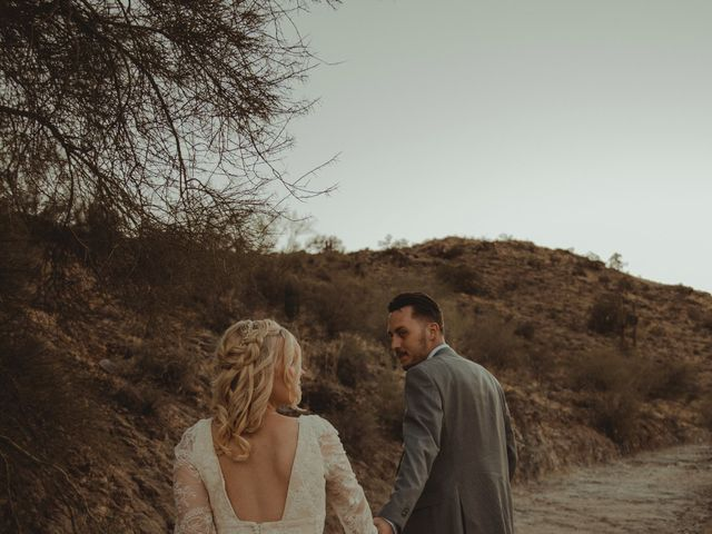 Kevin and Chelsea's Wedding in Scottsdale, Arizona 1