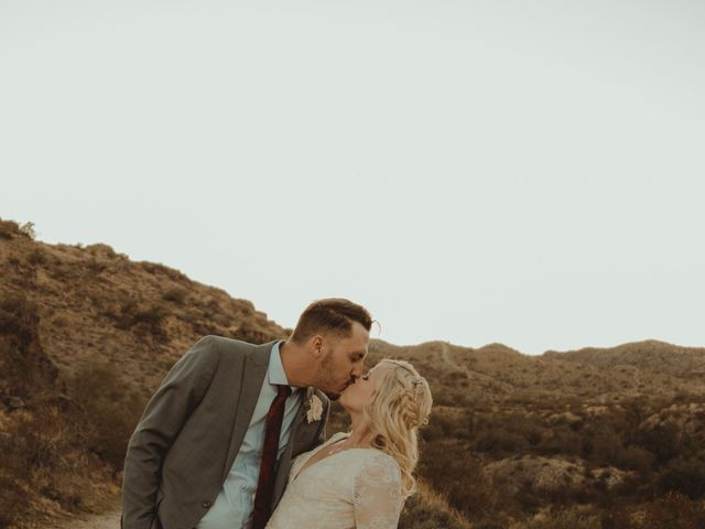 Kevin and Chelsea's Wedding in Scottsdale, Arizona 19