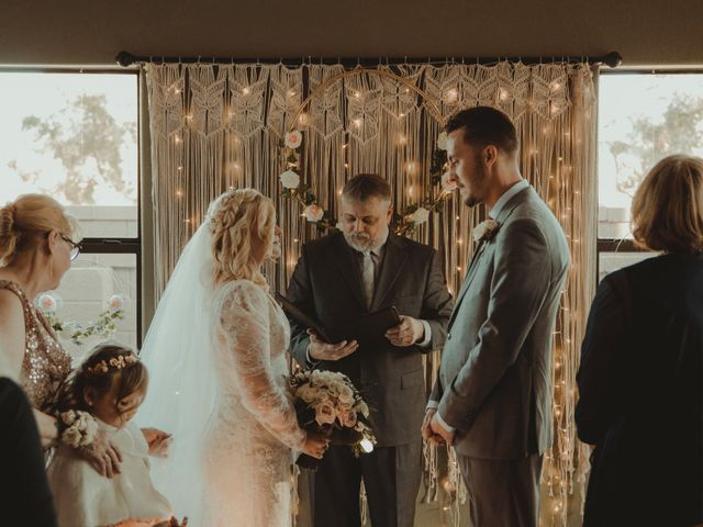 Kevin and Chelsea's Wedding in Scottsdale, Arizona 36