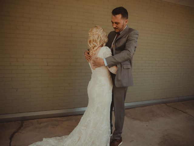 Kevin and Chelsea's Wedding in Scottsdale, Arizona 53