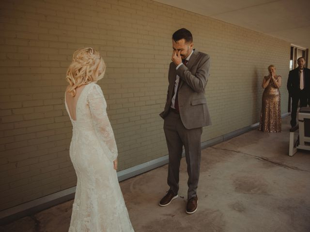 Kevin and Chelsea's Wedding in Scottsdale, Arizona 56