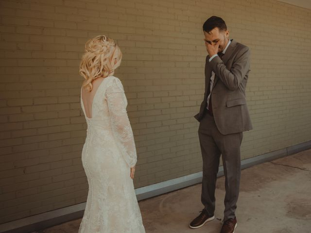 Kevin and Chelsea's Wedding in Scottsdale, Arizona 57