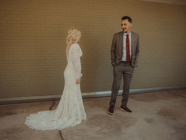 Kevin and Chelsea's Wedding in Scottsdale, Arizona 58