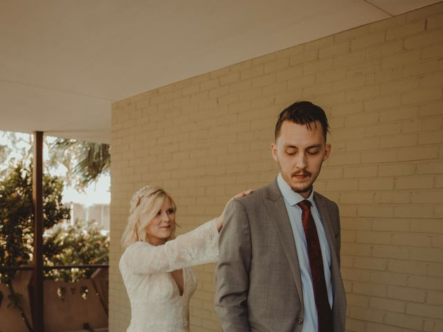 Kevin and Chelsea's Wedding in Scottsdale, Arizona 59