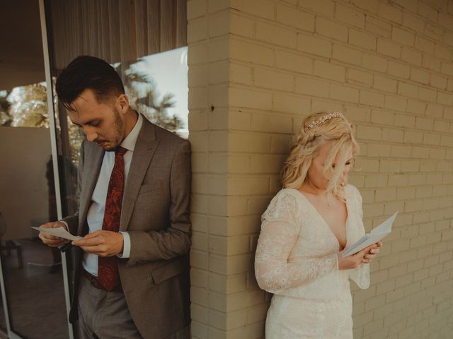 Kevin and Chelsea's Wedding in Scottsdale, Arizona 61