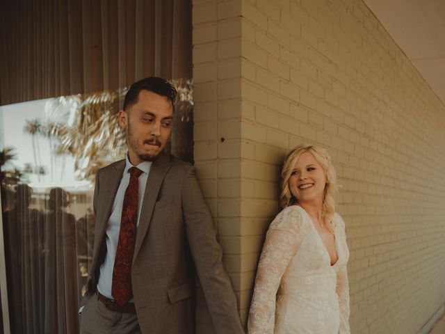 Kevin and Chelsea's Wedding in Scottsdale, Arizona 65