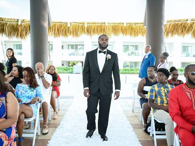 Jonathan and Tahirah's Wedding in Punta Cana, Dominican Republic 5