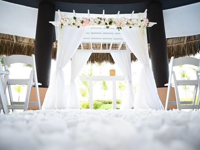 Jonathan and Tahirah's Wedding in Punta Cana, Dominican Republic 8