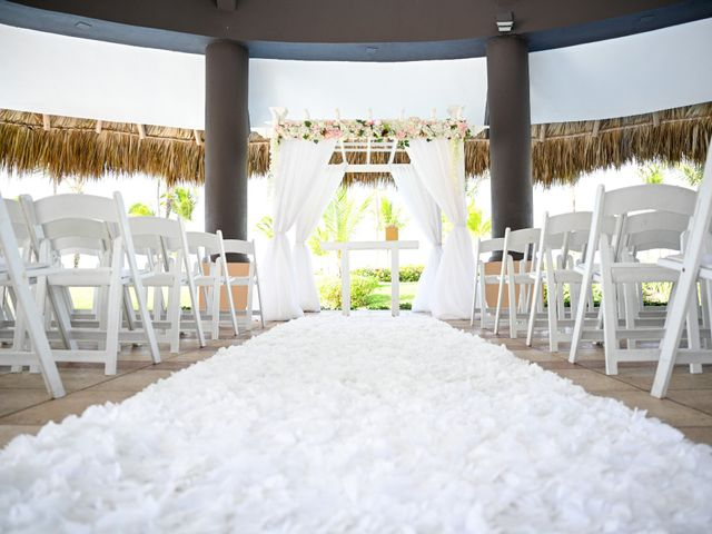 Jonathan and Tahirah's Wedding in Punta Cana, Dominican Republic 9