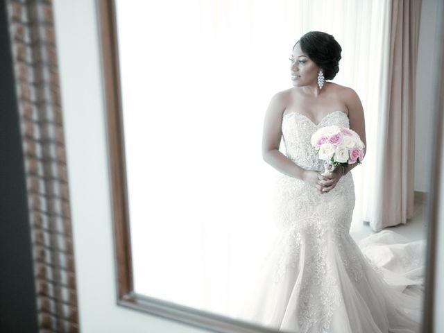 Jonathan and Tahirah's Wedding in Punta Cana, Dominican Republic 12