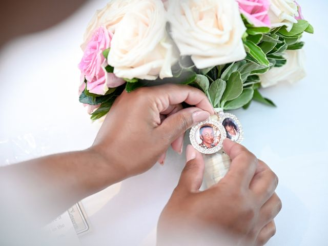 Jonathan and Tahirah's Wedding in Punta Cana, Dominican Republic 17