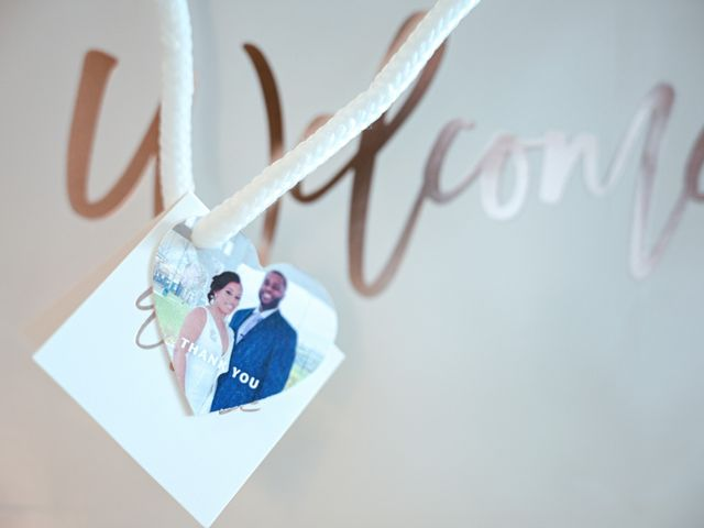 Jonathan and Tahirah's Wedding in Punta Cana, Dominican Republic 27
