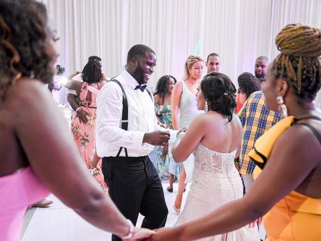 Jonathan and Tahirah's Wedding in Punta Cana, Dominican Republic 39