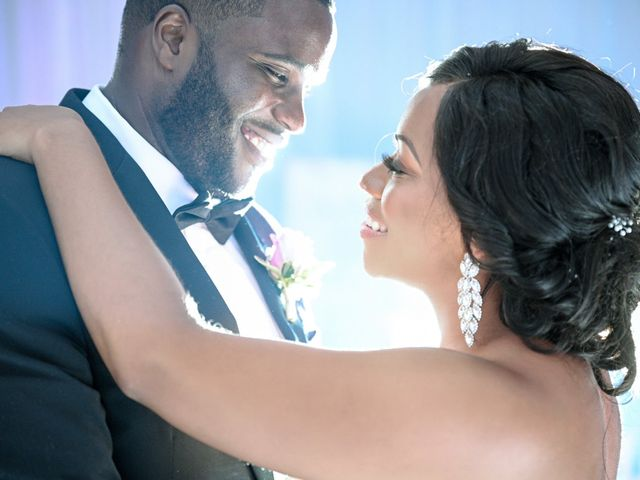 Jonathan and Tahirah's Wedding in Punta Cana, Dominican Republic 42