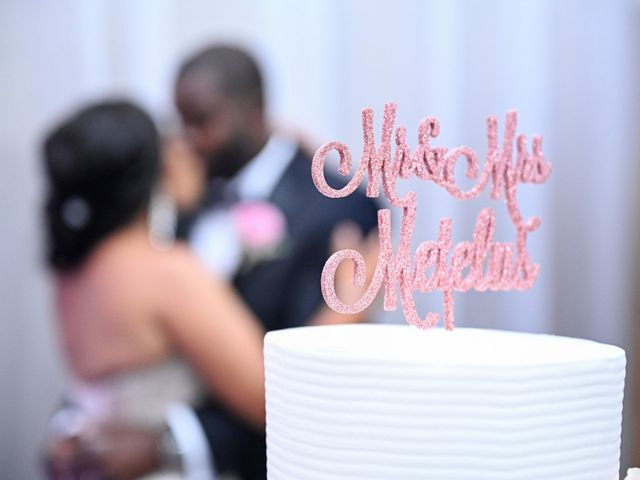 Jonathan and Tahirah's Wedding in Punta Cana, Dominican Republic 43