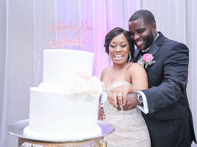 Jonathan and Tahirah's Wedding in Punta Cana, Dominican Republic 45