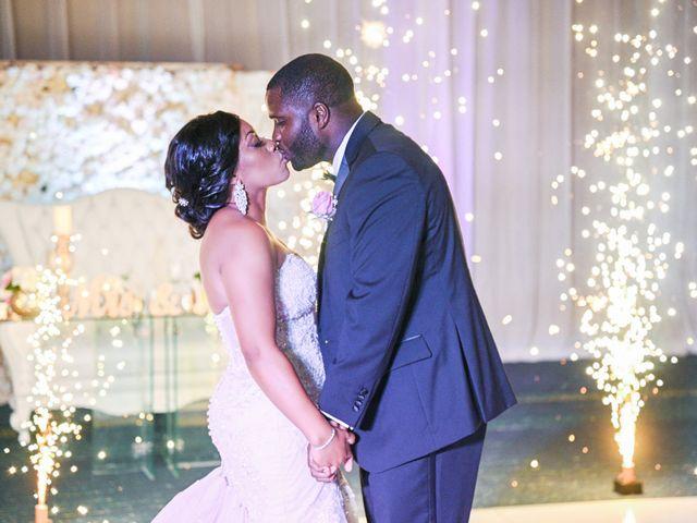 Jonathan and Tahirah's Wedding in Punta Cana, Dominican Republic 1