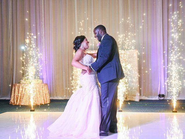 Jonathan and Tahirah's Wedding in Punta Cana, Dominican Republic 46
