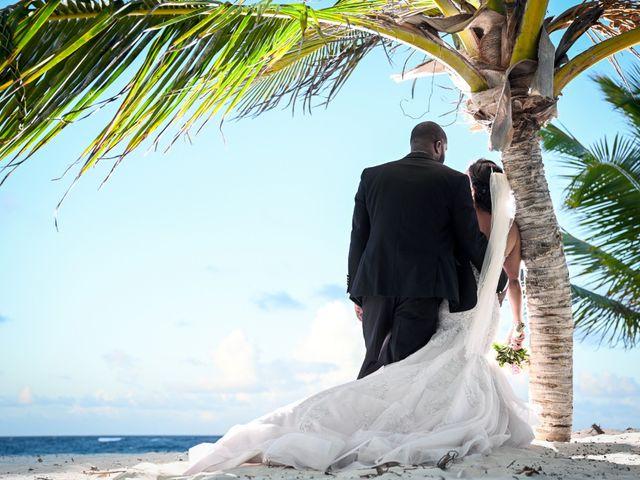 Jonathan and Tahirah's Wedding in Punta Cana, Dominican Republic 63