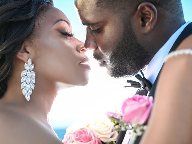 Jonathan and Tahirah's Wedding in Punta Cana, Dominican Republic 64