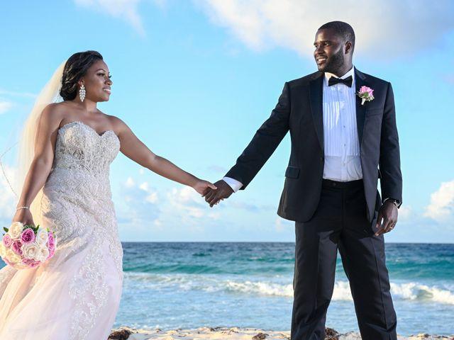 Jonathan and Tahirah's Wedding in Punta Cana, Dominican Republic 66