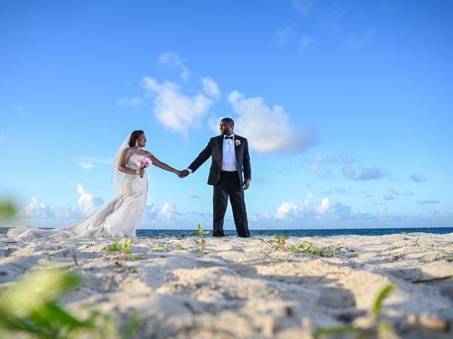Jonathan and Tahirah's Wedding in Punta Cana, Dominican Republic 67