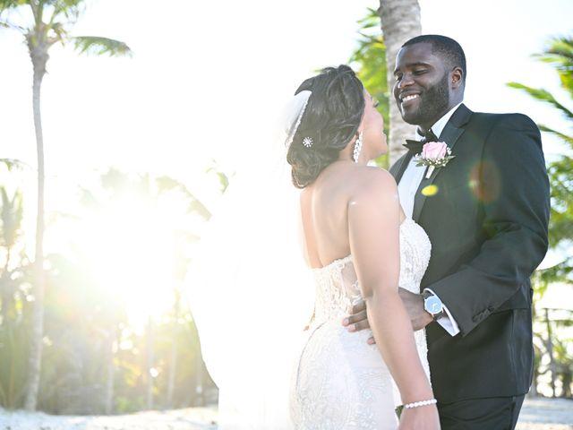 Jonathan and Tahirah's Wedding in Punta Cana, Dominican Republic 70