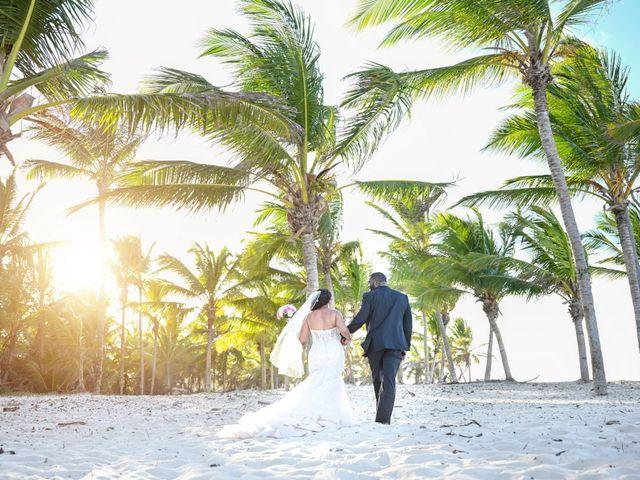 Jonathan and Tahirah's Wedding in Punta Cana, Dominican Republic 71