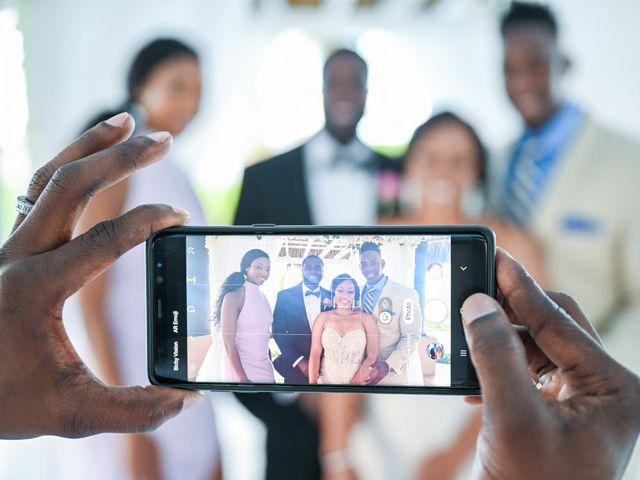 Jonathan and Tahirah's Wedding in Punta Cana, Dominican Republic 72