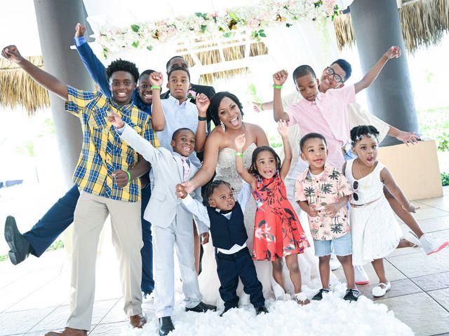 Jonathan and Tahirah's Wedding in Punta Cana, Dominican Republic 73