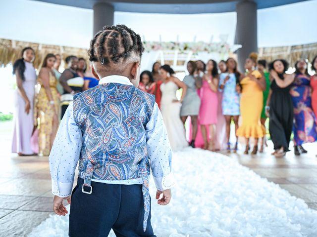 Jonathan and Tahirah's Wedding in Punta Cana, Dominican Republic 75