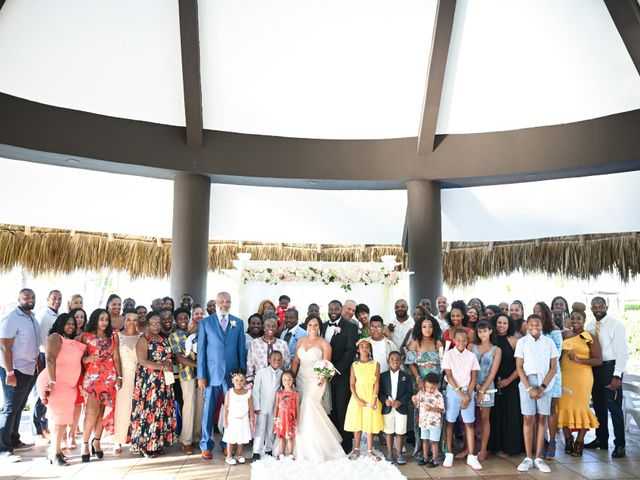 Jonathan and Tahirah's Wedding in Punta Cana, Dominican Republic 77