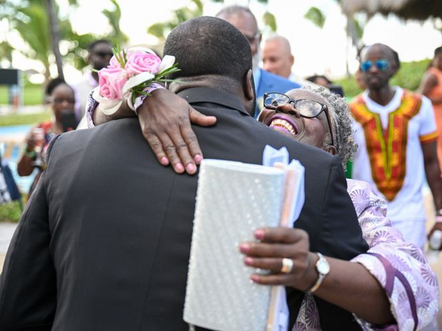 Jonathan and Tahirah's Wedding in Punta Cana, Dominican Republic 79