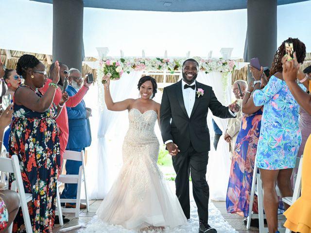 Jonathan and Tahirah's Wedding in Punta Cana, Dominican Republic 81