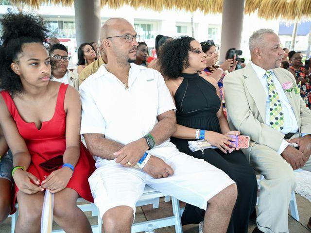 Jonathan and Tahirah's Wedding in Punta Cana, Dominican Republic 82
