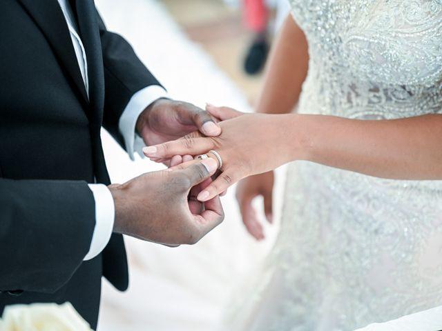Jonathan and Tahirah's Wedding in Punta Cana, Dominican Republic 83