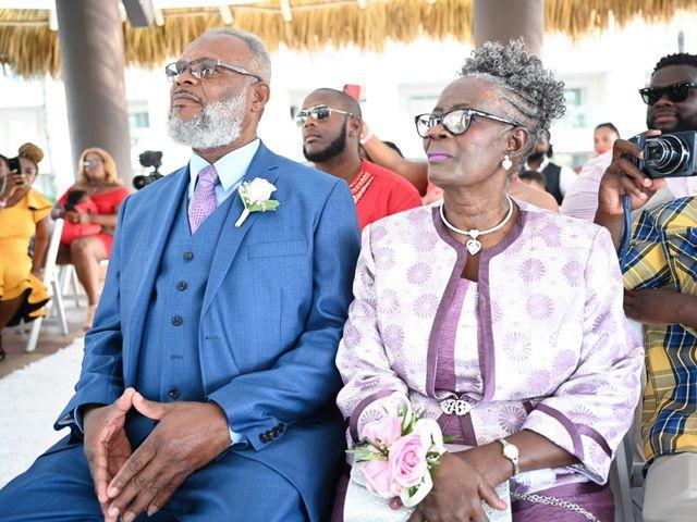 Jonathan and Tahirah's Wedding in Punta Cana, Dominican Republic 84