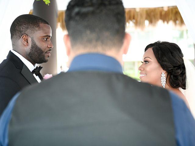 Jonathan and Tahirah's Wedding in Punta Cana, Dominican Republic 86