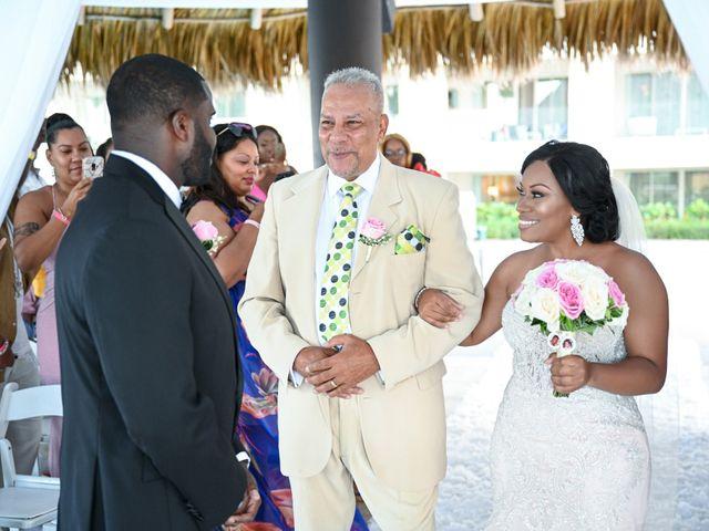 Jonathan and Tahirah's Wedding in Punta Cana, Dominican Republic 88
