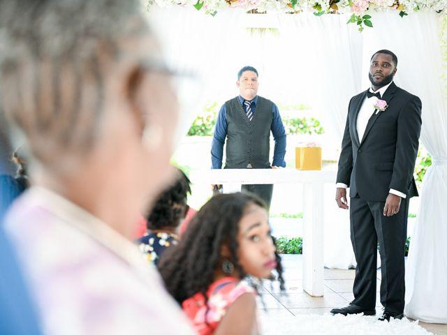 Jonathan and Tahirah's Wedding in Punta Cana, Dominican Republic 95