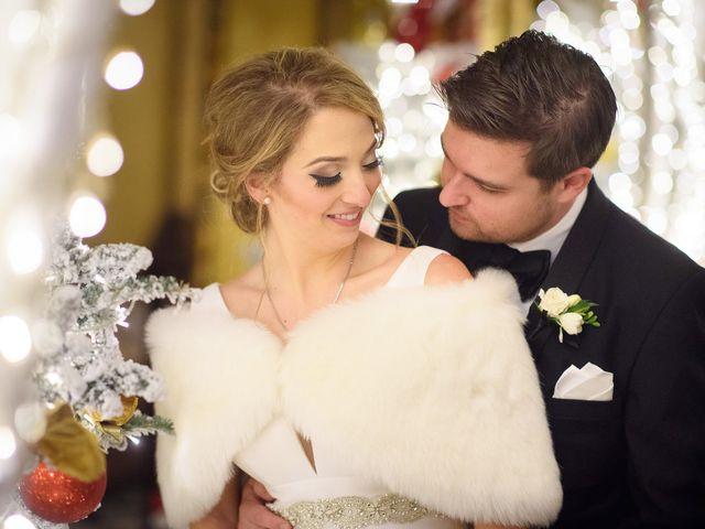 The wedding of Olivia and Nolan
